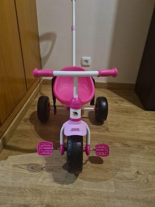 Triciclo niña,nuevo