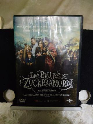 Las Brujas de Zugarramurdi. DVD. Película.