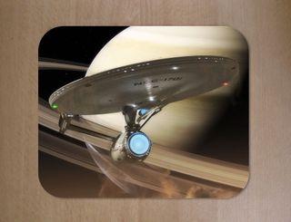 Alfombrilla de ratón Star Trek