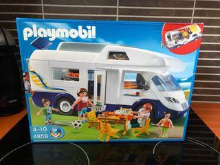 Playmobil 4859 Caravana