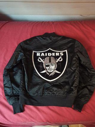 starter Raiders satin talla S