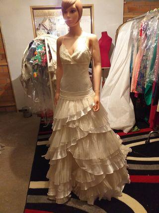 vestido novia Patricia Avendaño