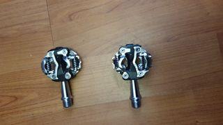 pedales automaticos de mtb