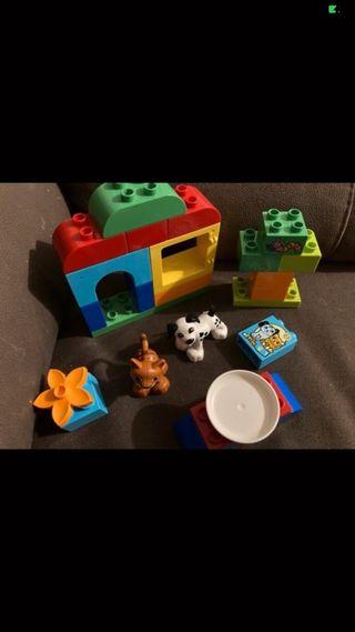 Set animales lego duplo