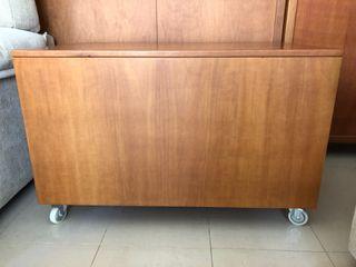 Mueble Bául con ruedas