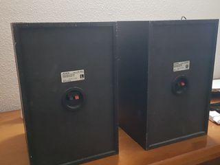 Altavoces sony modelo SS-H81V