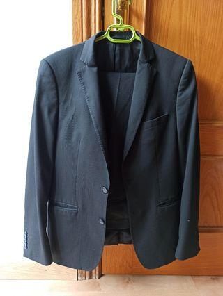 Traje de vestir hombre Zara