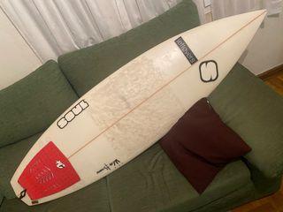 Tabla de surf soul 5,10