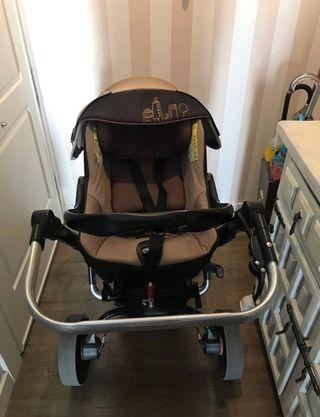 kit bebe silla carro bebe jane