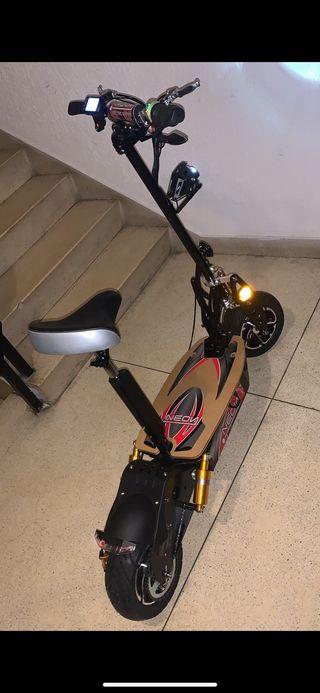 Parin Electrico neon 2000W