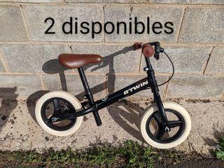 Bicicletas infantiles sin pedales BTWIN
