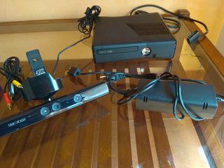 Edición Especial XBox 360 S + Kinect