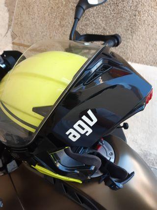 casco AGV modular