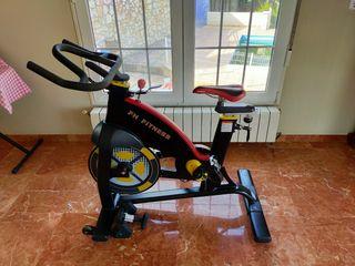bicicleta estatica bh ...spinning