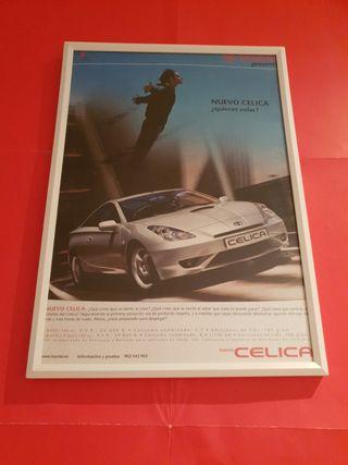 Toyota Celica Nuevo Celica cuadro