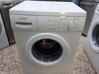 Lavadora Bosch de 6kg perfecta