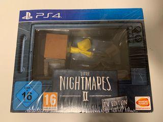 Little Nightmares II -TV edition PS4 - Precintado