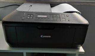 Impresora Canon PIXMA MX475 + 2 cart. tinta