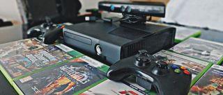 xbox 360 +12 videojuegos