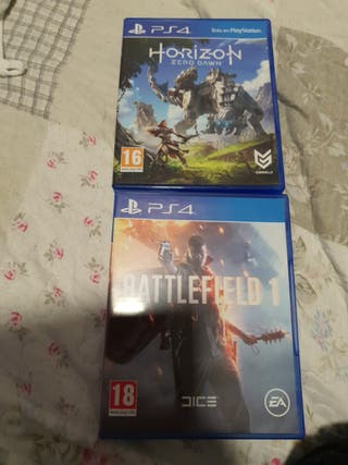 PS4 videojuego
