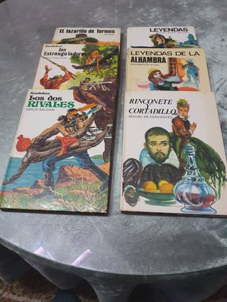 Novelas Clásicas Edición años 70