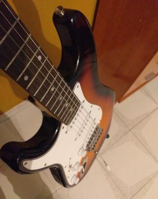 guitarra zurdos