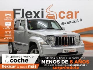 Jeep Cherokee 2.8 CRD Limited Auto