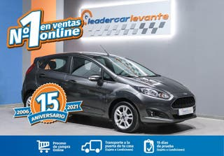 Ford Fiesta 1.25 Duratec 60kW (82CV) Trend 5p
