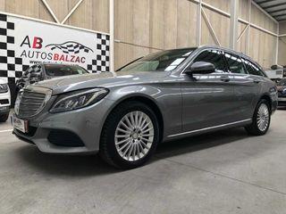 Mercedes Clase C Estate 300h Exclusive 231cvs