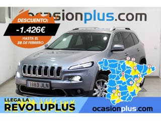 Jeep Cherokee 2.2 CRD Limited 4x4 Auto Act. D.I 147 kW (200 CV)