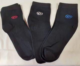3 pares calcetines tobilleros . Marca Rip Curl