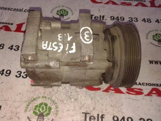 Compresor del aire acondicionado ford fiesta 96830
