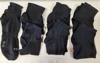 6 pares calcetines tobilleros . Especial deporte