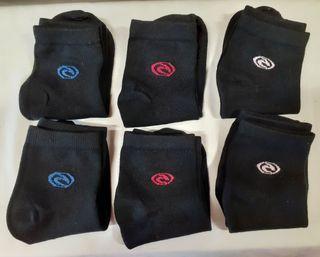 6 pares calcetines tobilleros . Marca Rip Curl