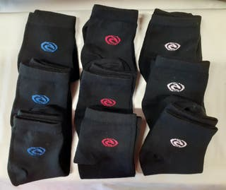 9 pares calcetines tobilleros . Marca Rip Curl