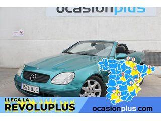 Mercedes-Benz Clase SLK SLK 230 K 142 kW (193 CV)