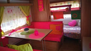 Caravana menor de 750 Kg