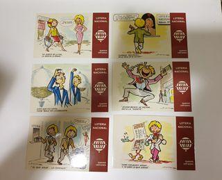 Postales antiguas. Colección