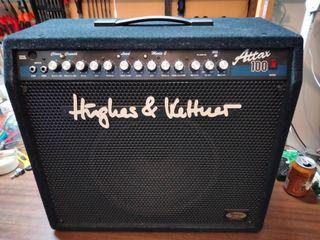Hughes & Kettner ATTAX 100 Blue Carpet