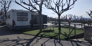 Caravana Knaus Sudwind 500FSK camping Berga resort