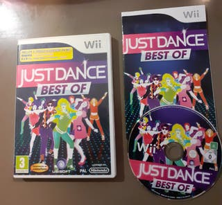 Just Dance Best Of para Wii. completo
