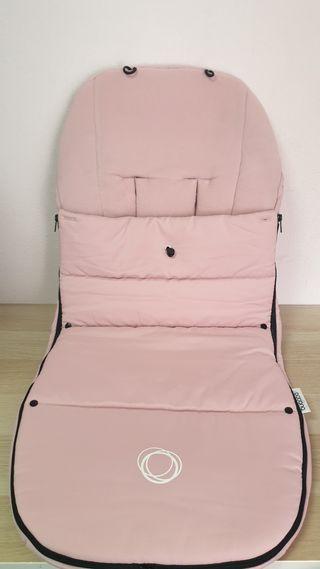 Saco bugaboo soft pink