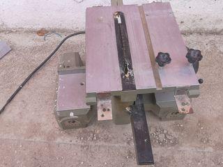 sierra de mesa madera