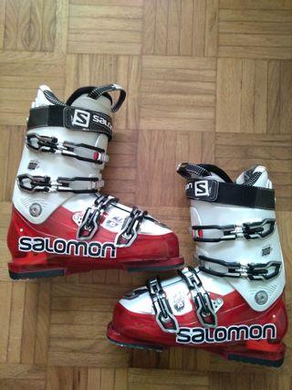 Botas de esquí Salomon Impact HS 100
