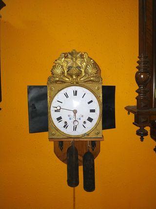 reloj de pared morez