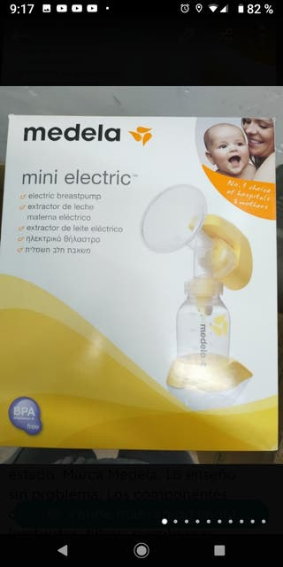 Sacaleches Minielectric Medela