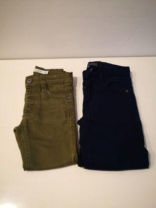 Pantalones niño-niña. 3-4 años