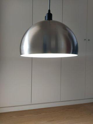Lámpara colgante con interruptor