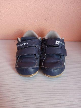 Zapatillas número 20