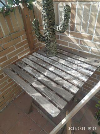 Mesa madera ikea